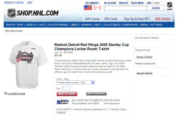 Cup Champs Already?